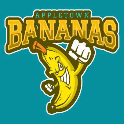 Sports Logo Maker - Fruits and Vegetables a484