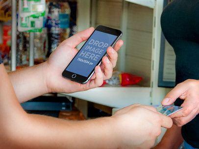 iPhone 6 At Register