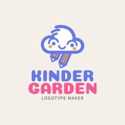 Preschool Logo Maker a1094