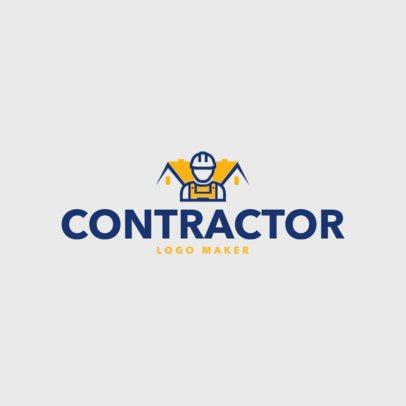 Contractor Logo Maker a1146