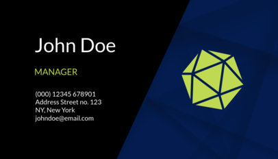 Business Card Maker to Design Corporate Business Cards a120