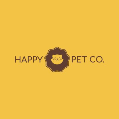 Pet Shop Logo Maker a1161