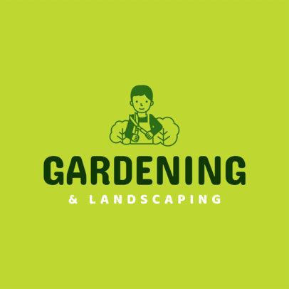Online Logo Maker to Design Landscaping Logos a1166