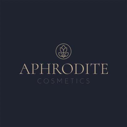 Logo Maker to Design Cosmetics Logos a1169