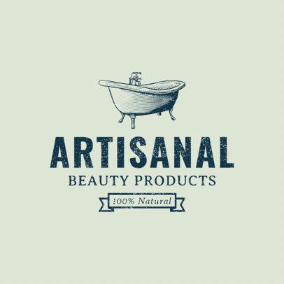 Logo Maker for Organic Beauty Brands a1192