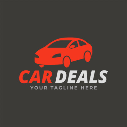Car Dealership Logo Maker a1189
