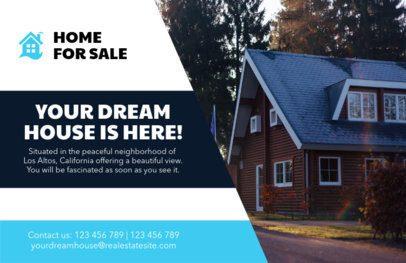 Real Estate Agency Flyer Maker a242