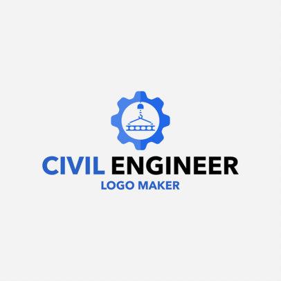 Civil Engineering Logo Maker a1211