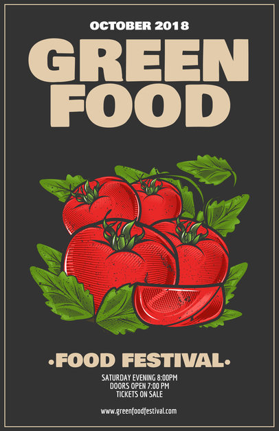 Food Flyer Template | Flyer Templates For Every Event