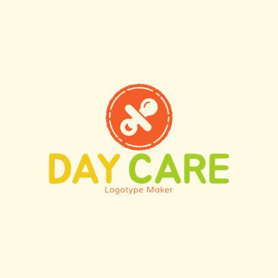 daycare logo maker to design nursery logos