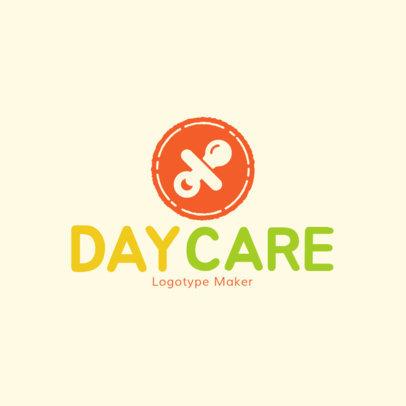 Daycare Logo Maker a1177