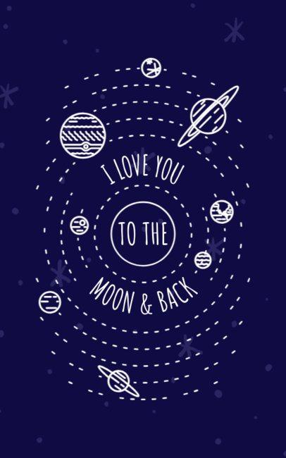 Planetary Orbit T-Shirt Maker 338b