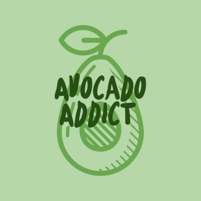Avocado T-Shirt Maker 343a