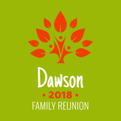 Family Vacation T-Shirts Template 45d
