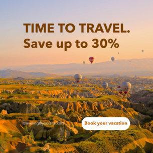 Online Banner Maker for Travel Deals 16644a