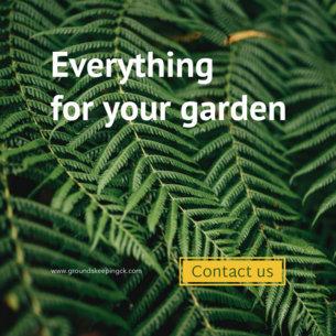 Landscaping Online Banner Maker 16644d