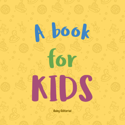 Childrens Book Cover Maker 412e