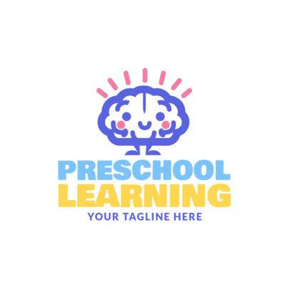 nursery logo maker for preschool business