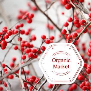 Organic Market Online Banner Maker 16586d