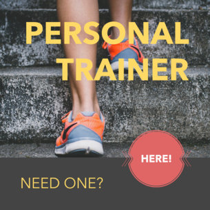 Personal Trainer Online Banner Maker 16643a