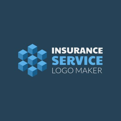 Insurance Company Logo Maker 1141b