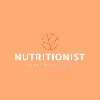 Online Logo Maker for Nutritionists 1180c