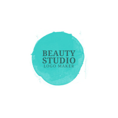 Beauty Studio Logo Maker 1139e