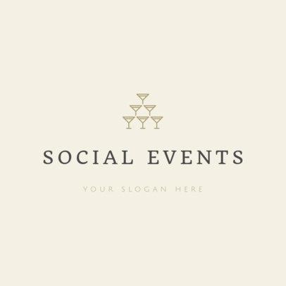 Custom Logo Maker for Event Managers 1217e