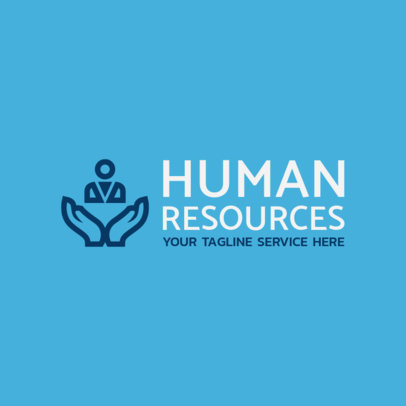 Custom Logo Maker for Human Resources Agencies 1212d