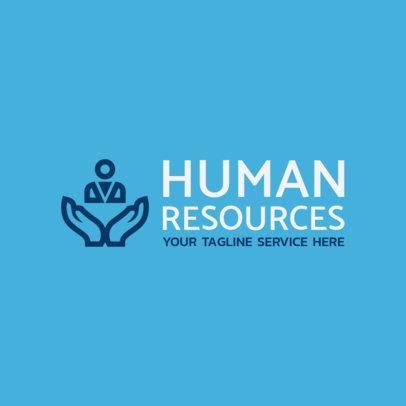 Custom Logo Maker for Human Resources Agencies 1212d