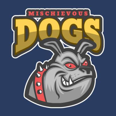 Mascot Logo Maker for College Sports Teams 120e