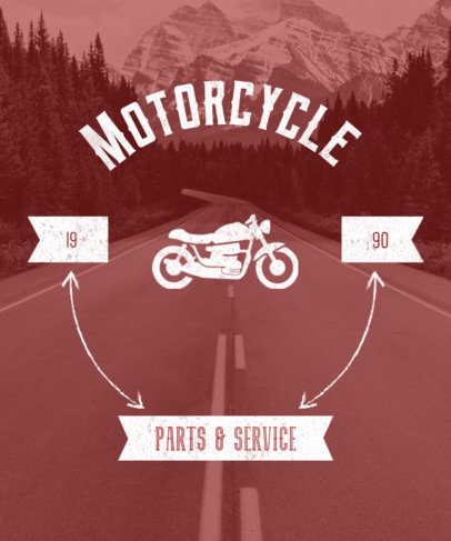 T-Shirt Design Maker for Motorcycle Gear Stores 5a