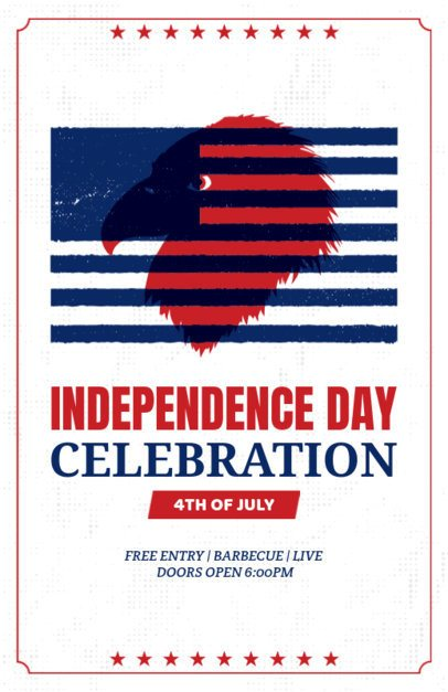 Independence Day Flyer Maker 153a