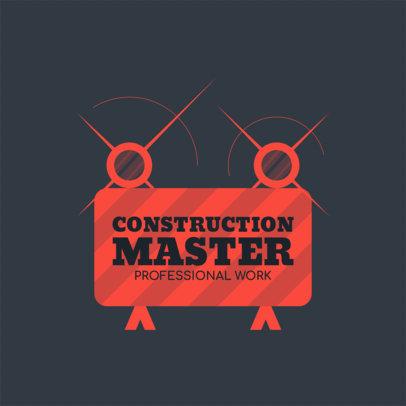 Construction Logo Maker for Construction Companies 1200