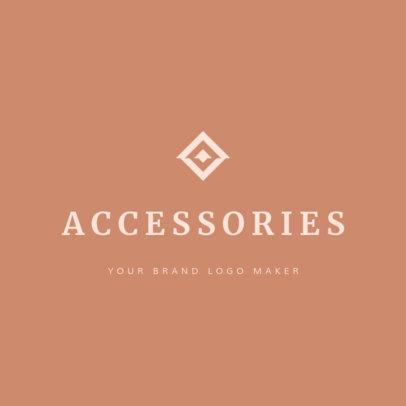 Online Logo Maker for an Accessories Store 1208e
