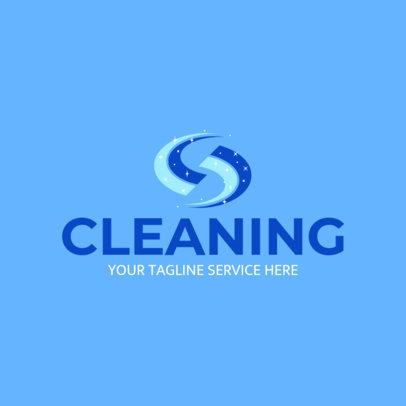 Custom Logo Maker for Dry Cleaners 1173e