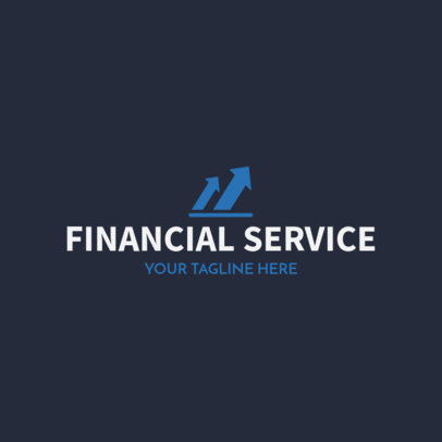 Custom Logo Maker for Financial Services 1203d