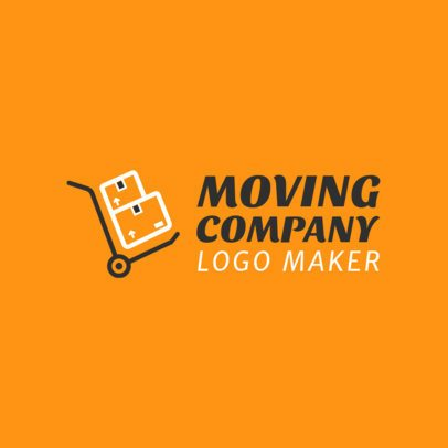Online Logo Maker for Moving Services 1197f
