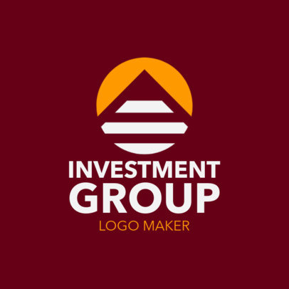 Online Logo Maker for an Investment Company 1160f