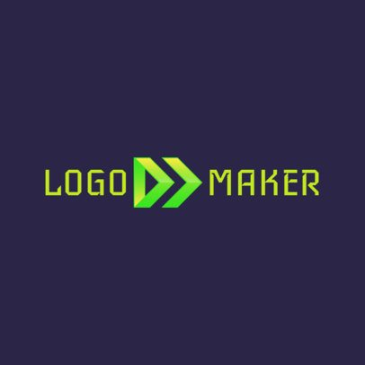 Customized DJ Logo Maker 1081b