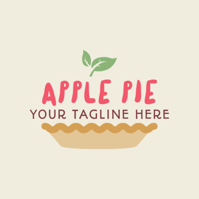 Pie Logo Maker 1114b