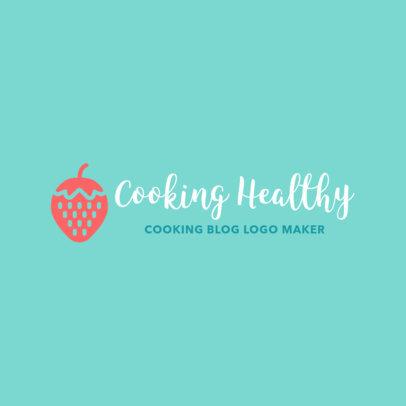 Custom Logo Maker for Food Blogs 1011c