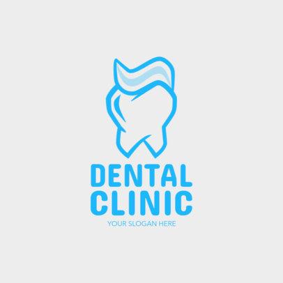 Custom Logo Maker for Dental Clinics 1026d
