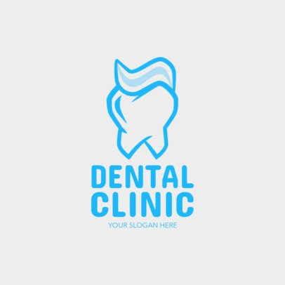 Custom Logo Maker for Dental Clinics 1026d