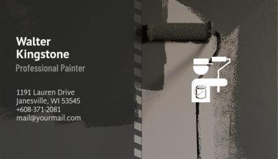 Handyman Business Card Maker 230c
