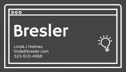 Professional Business Card Maker for Small Businesses 226d