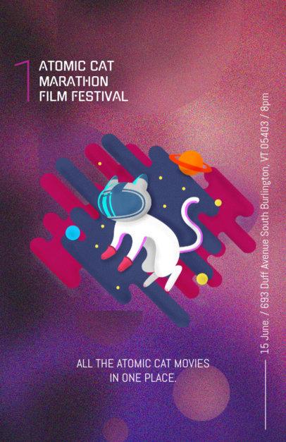 Film Festival Flyer Maker 231d