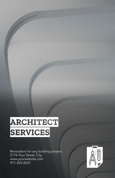 Architect Studio Online Flyer Maker 245c
