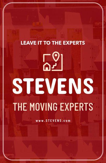 Online Flyer Maker for Moving Companies 220e