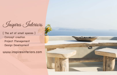 Online Flyer Maker for Interior Designers 302c